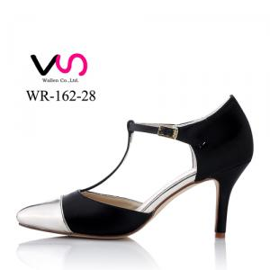 WR-162-28 Black color Party Evening Shoes