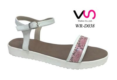 womens flat sandals with snake flip flops