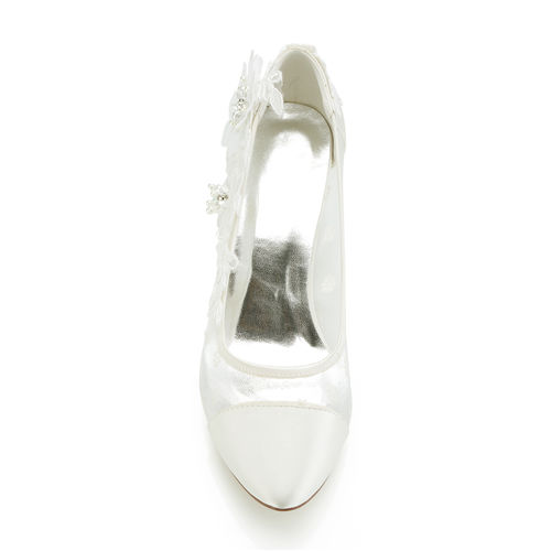 6.8cm Comfortable Heel with nice Bridal shoes