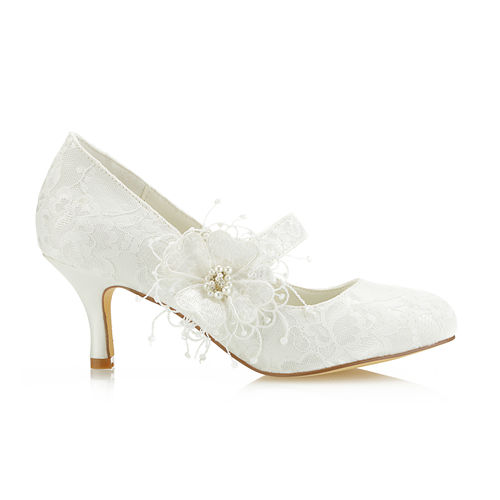 2019 Vintage style Wedding Shoes