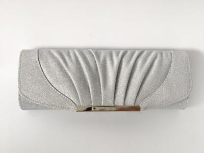 silver color factory wholesale price handbag/evening bags/clutch bags