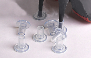 High heel transparent covers protector