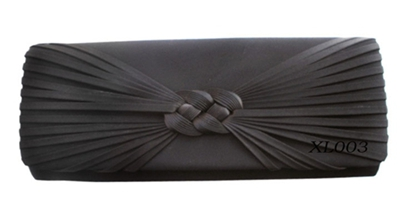 Special design nice style satin clutch bag handbag for wedding party