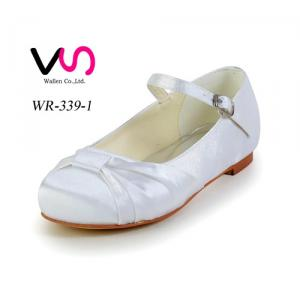 Handmade cute communion shoes for kids in wedding